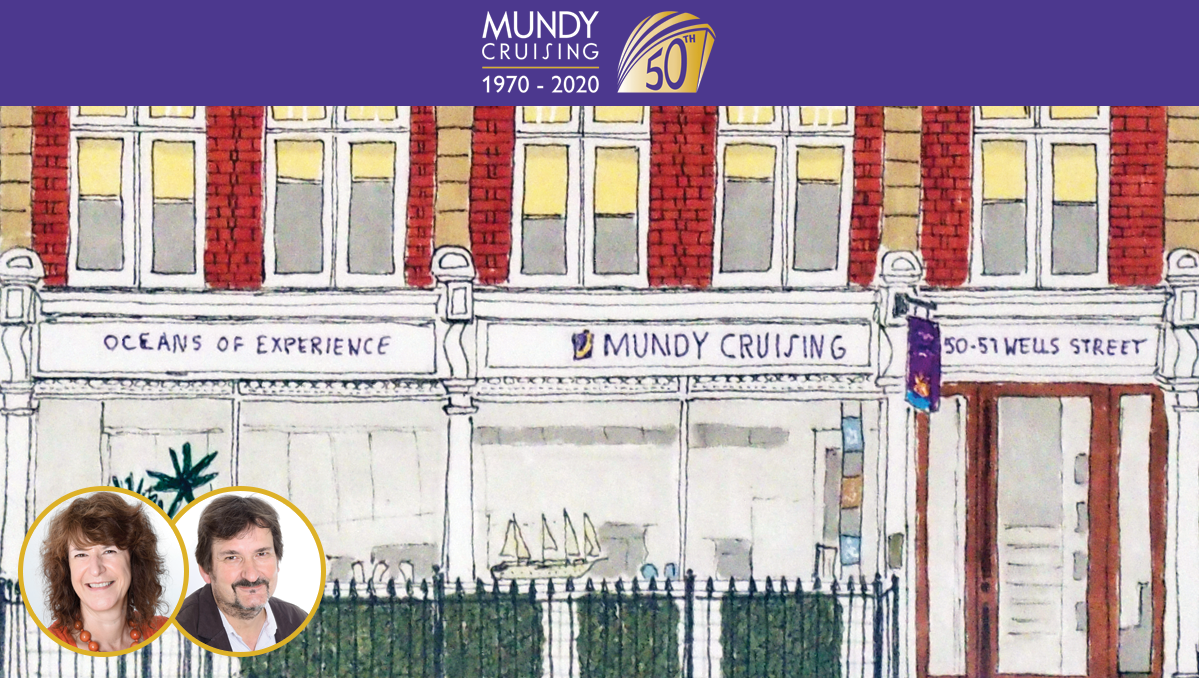 An interview with Matthew and Edwina Lonsdale, owners of Mundy Cruising