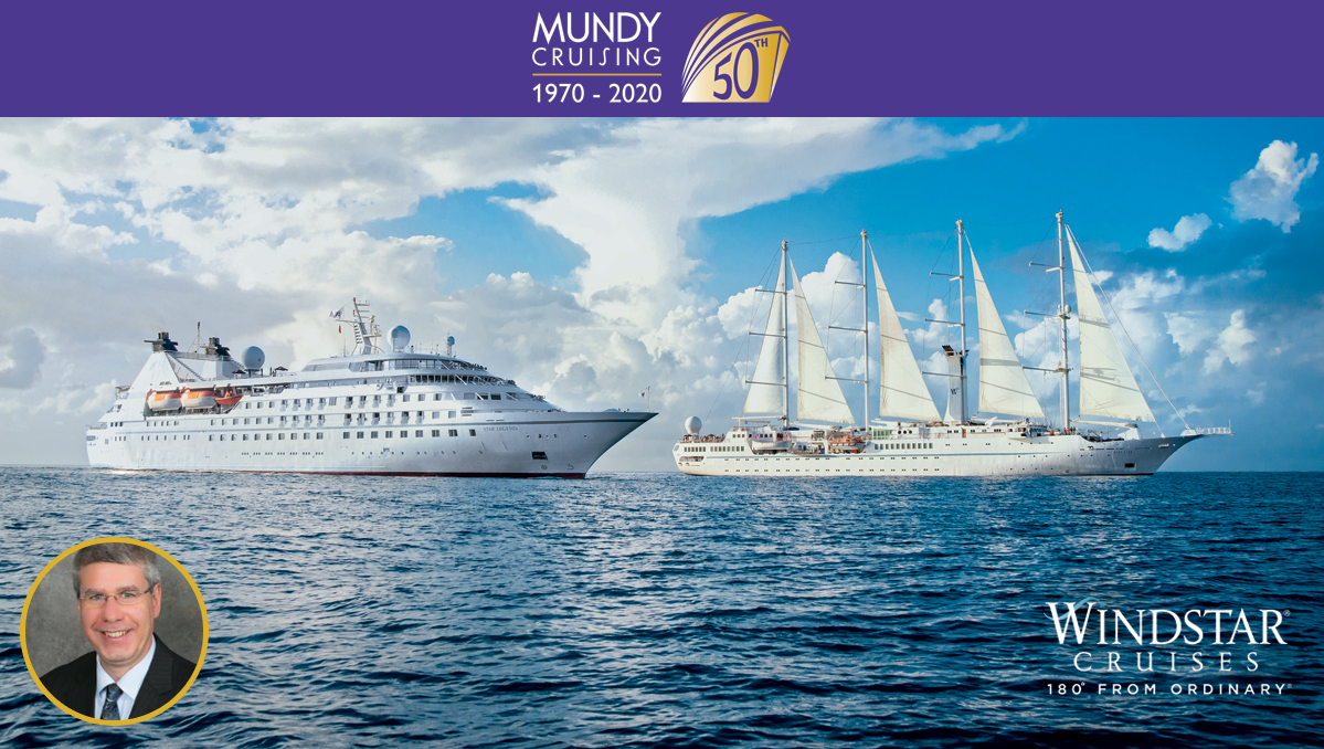 An interview with Steve Simao of Windstar Cruises