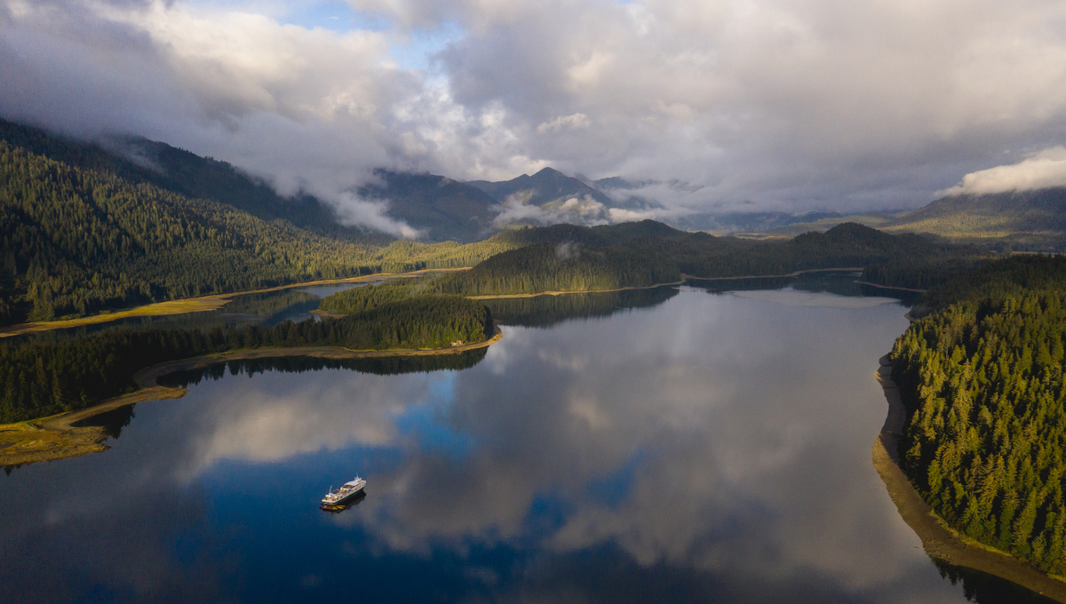 UnCruise Adventures, one of the best small ship cruises in Alaska