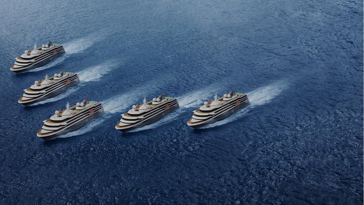 Atlas Ocean Voyages fleet