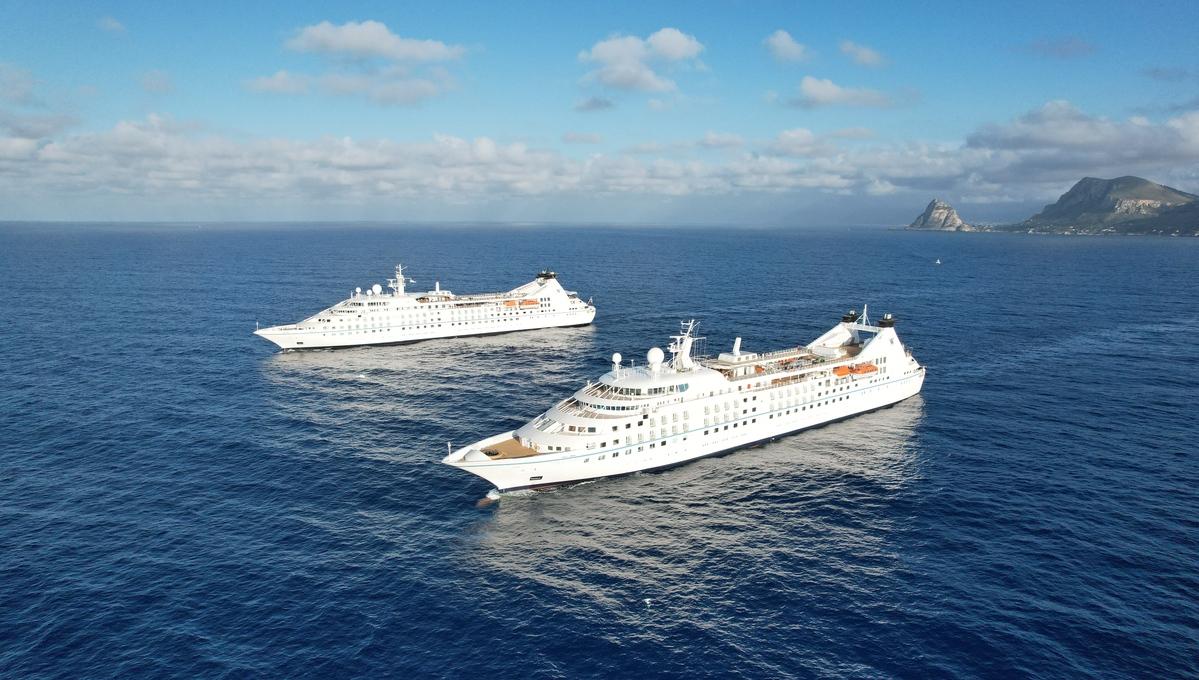 Windstar Cruises - Star Breeze & Star Legend
