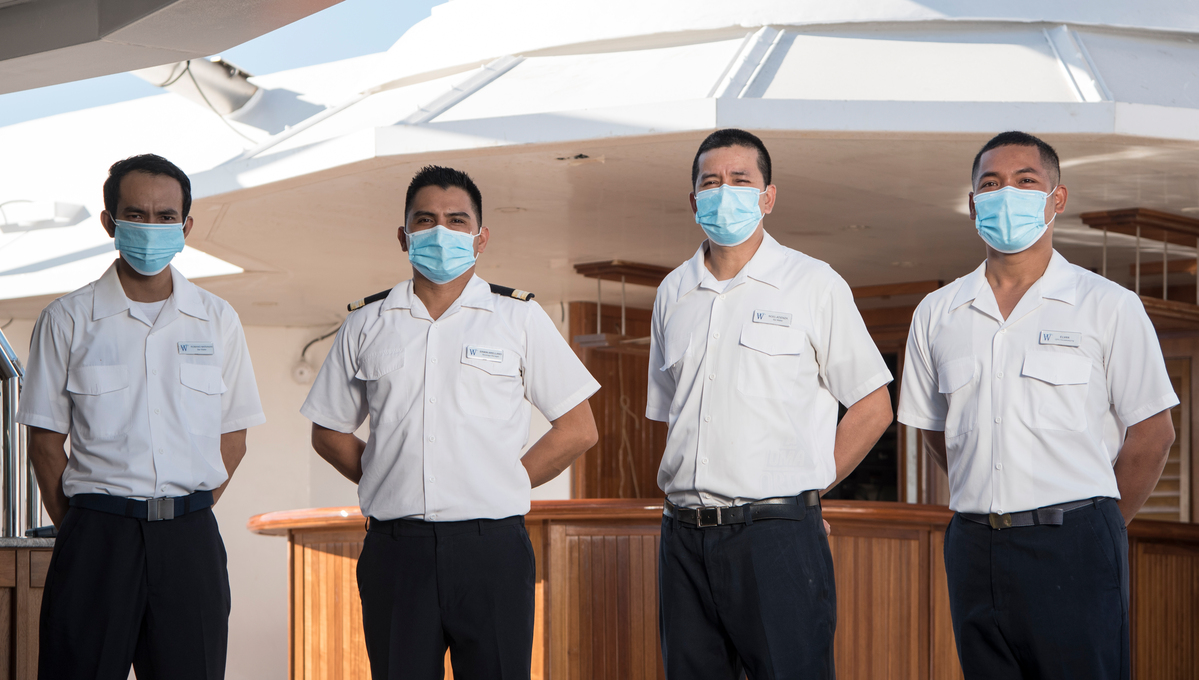 Read our coronavirus (COVID-19) update for the latest government advice and cruise line requirements