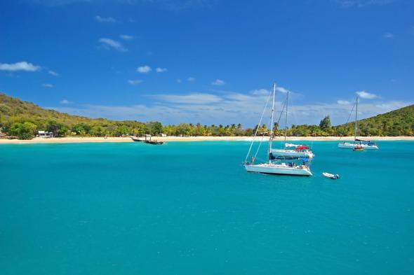 Canouan island, St Vincent & The Grenadines