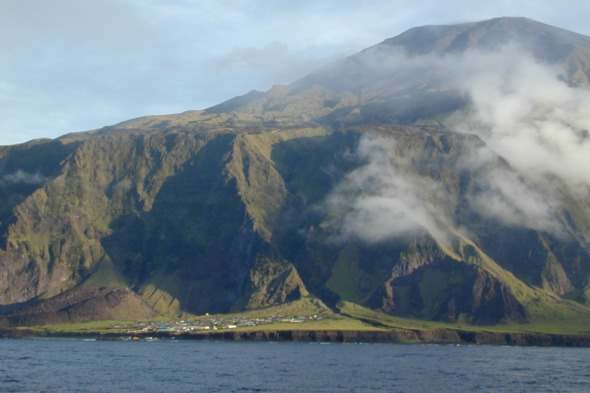 Tristan da Cunha (Photo by The Official CTBTO Photostream)