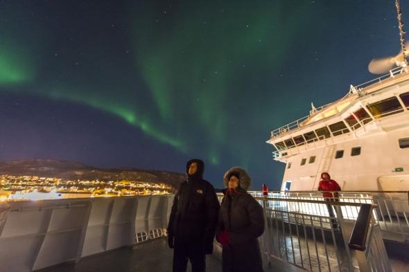 Hurtigruten Northern Lights cruise