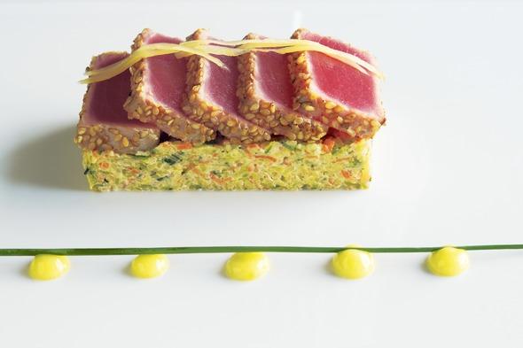 Cuisine on Oceania Cruises