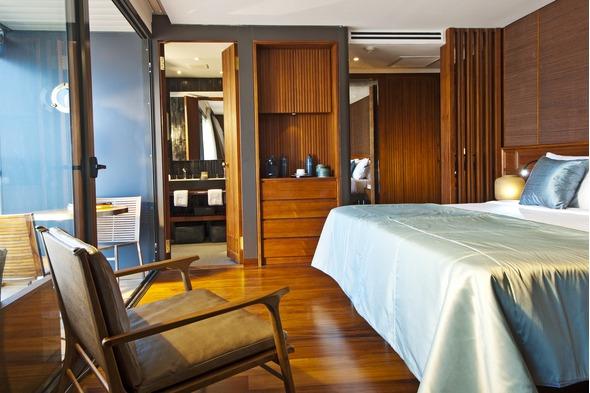 Aqua Mekong - Design Suite with Balcony