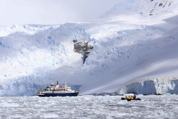 Quark Expeditions in Antarctica