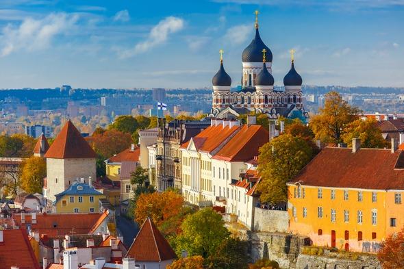 Toompea Hill, Tallinn