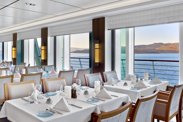 Viking Ocean Cruises - The Restaurant