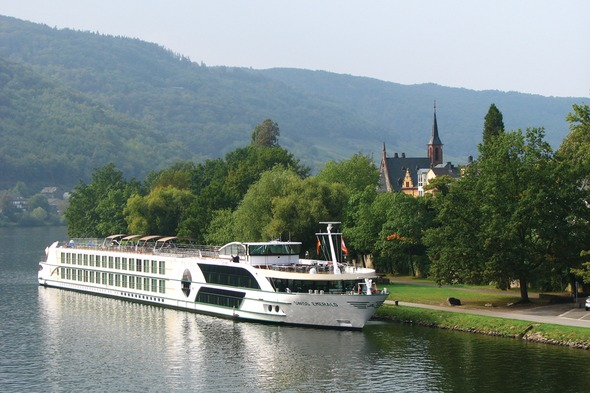 Tauck River Cruising - Swiss Emerald in Bernkastel