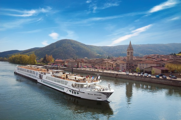 Uniworld River Cruises - River Royale in France