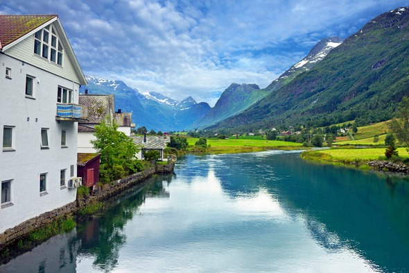 Olden, Norway