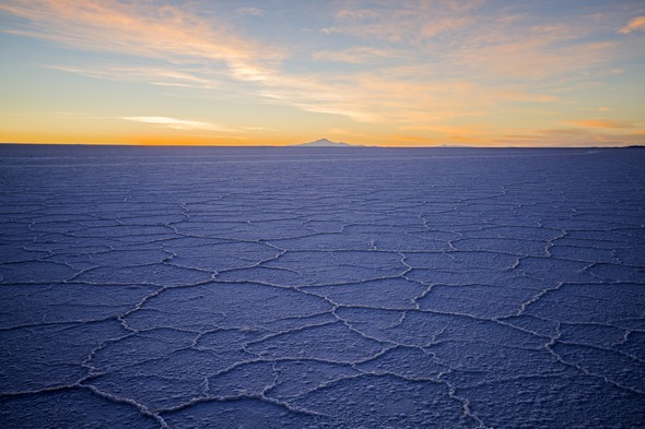 Silversea Couture Collection - Salar de Uyuni, Bolivia