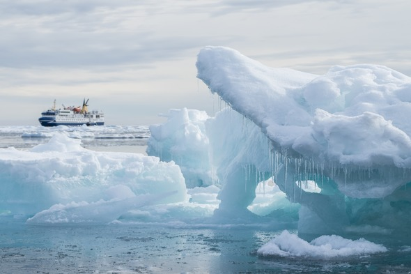 Quark Expeditions in the Arctic