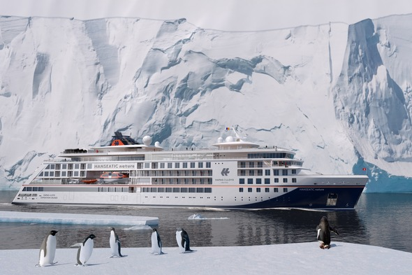 Hapag-Lloyd Cruises - Hanseatic Nature