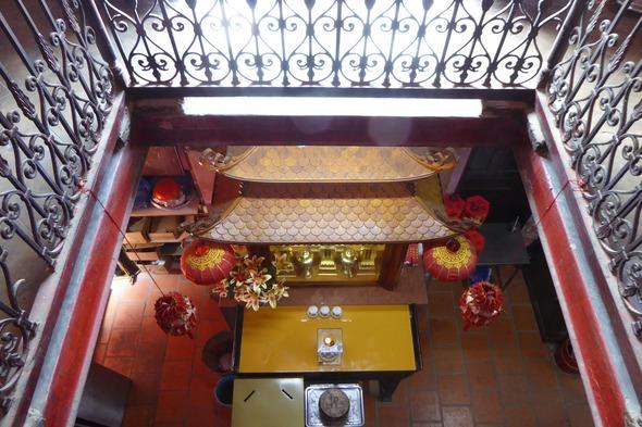 Jade Emperor Pagoda, Ho Chi Minh City