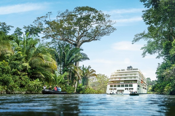 Hapag-Lloyd Expeditions - Hanseatic Inspiration in the Amazon