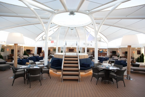 Seabourn Ovation - The Retreat
