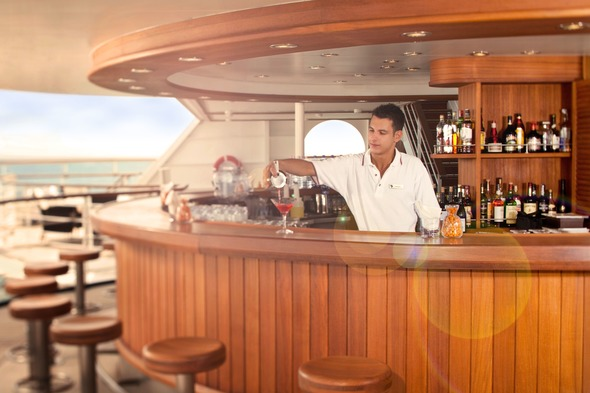 Seabourn Odyssey - Sky Bar