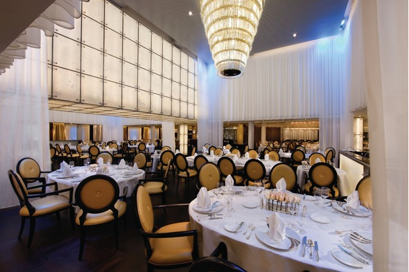 Seabourn Odyssey - The Restaurant