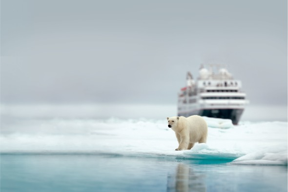 Silversea Expeditions - Silver Explorer in the Arctic
