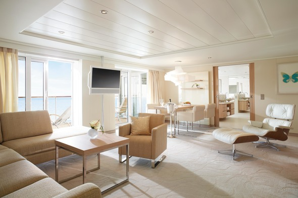MS Europa 2 - Owner's Suite