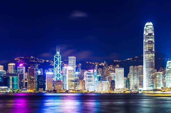Five best sail away ports, Hong Kong