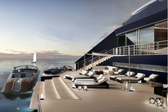 Health and Wellness - Ritz Carlton yacht collection marina