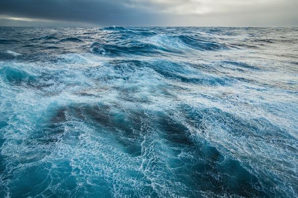 The White Continent - Drake Passage