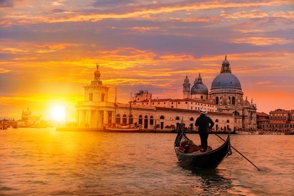 Ultimate Celebration - Gondola, Venice, Italy