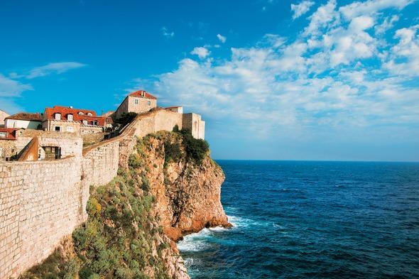 Ultimate Celebration - City Walls, Dubrovnik, Croatia