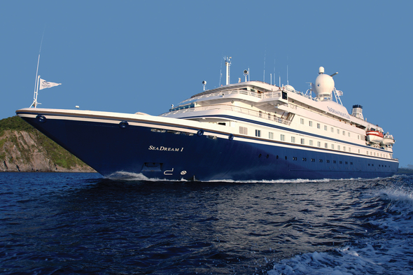 9 of the best small ships for the Adriatic & Croatia - SeaDream I
