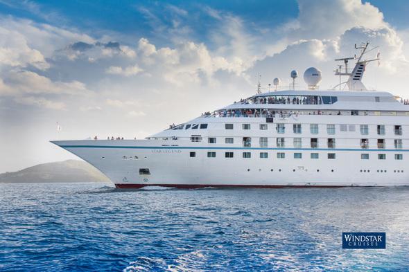 Windstar, Star Legend at Sea