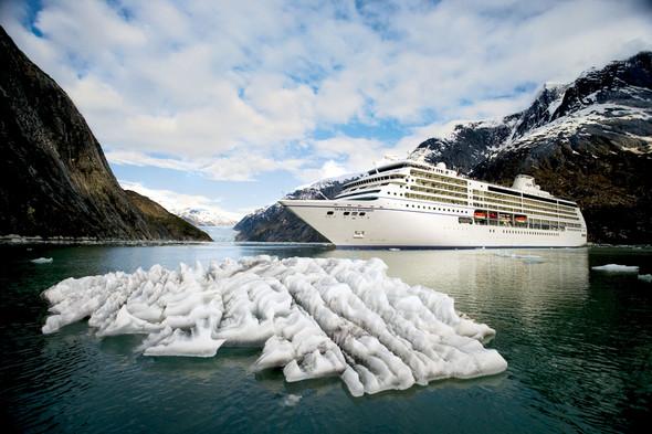 Regent Seven Seas Mariner, Alaska