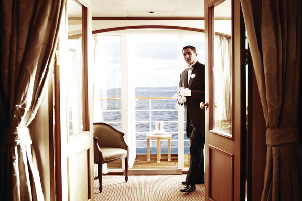 Silversea  - Butler Service in your suite