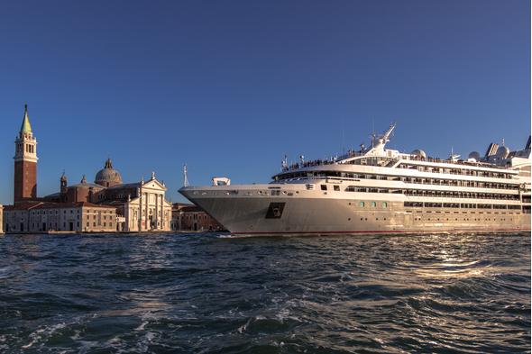 Ponant - Le Lyrial in Venice