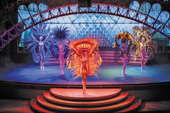 Regent Seven Seas Voyager - Theatre show