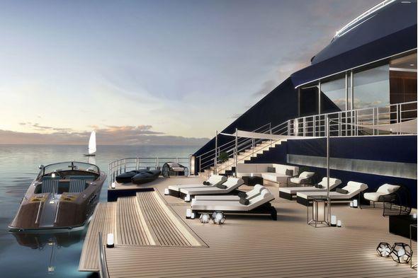 Ritz-Carlton Yacht Collection - Marina