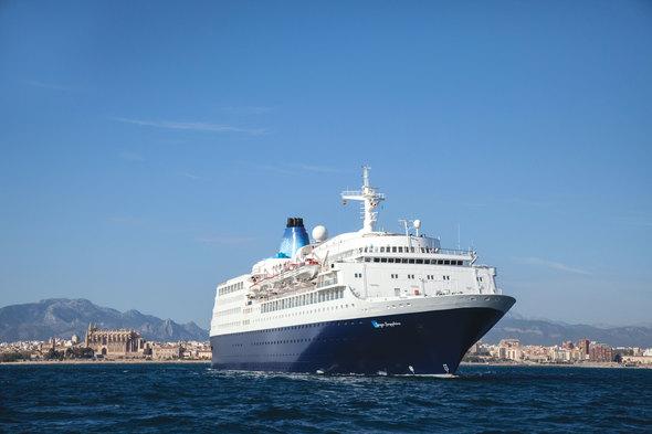 Saga Cruises - Saga Sapphire