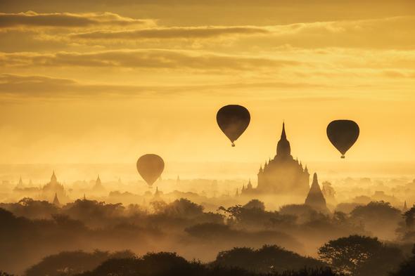 Bagan - Balloons