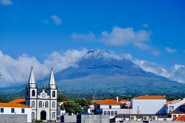 Madelena, Pico Island, Azores