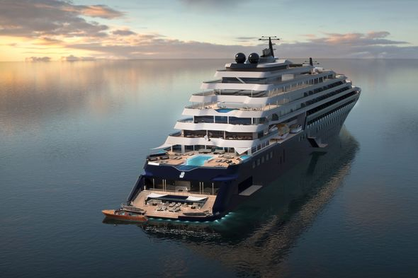 Ritz-Carlton Yacht Collection