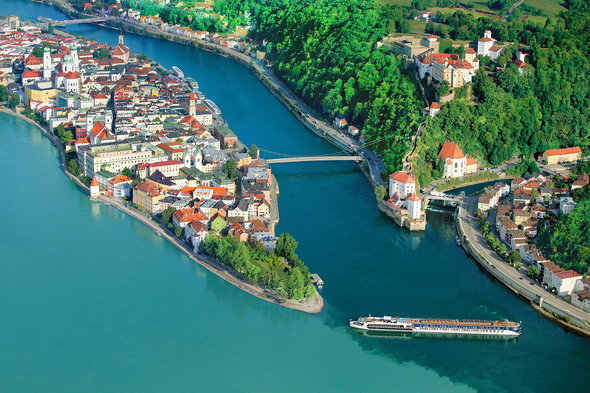 AmaWaterways - AmaPrima at Passau