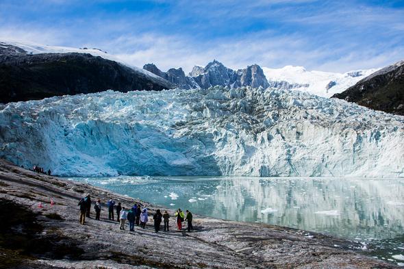Pia Glacier, Chile