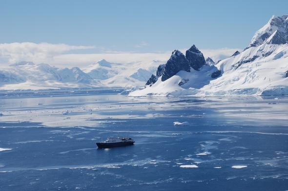Oceanwide Expeditions - Plancius in Antarctica