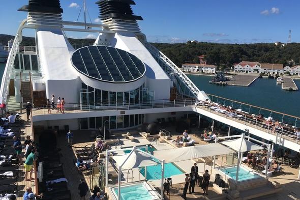 Seabourn Odyssey sailaway