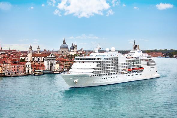 Regent Seven Seas Navigator in Venice