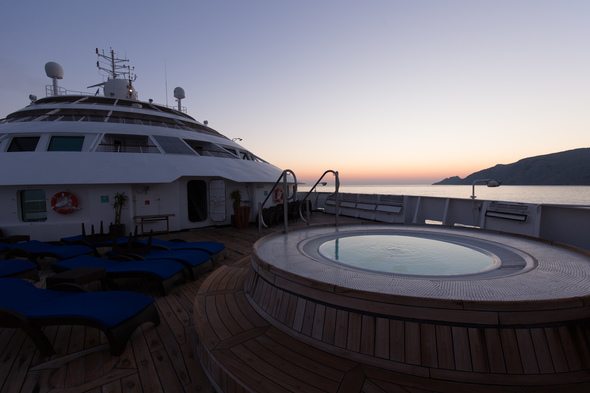 Windstar Cruises - Star Pride - Jacuzzi