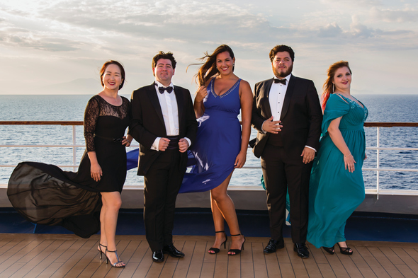 Silversea - Teatro alla Scala opera cruise
